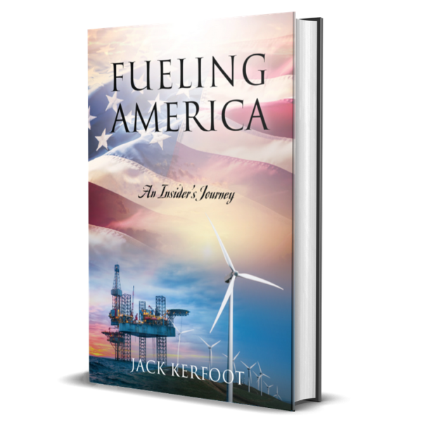 Click the book cover to view Fueling America by Jack Kerfoot on Amazon